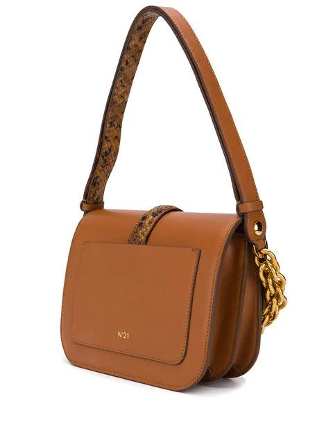 N°21 CHAIN SHOULDER BAG