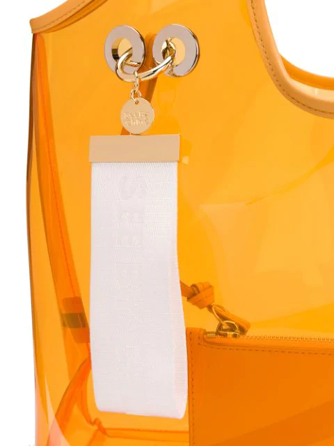 a41d6dc2 See By Chloé Jay Shopping Bag - Orange