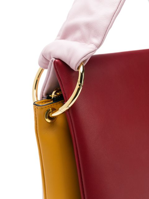 Marni Square Shaped Crossbody Bag - Pink