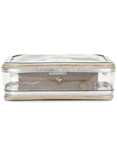 ANYA HINDMARCH IN-FLIGHT POUCH,92390311520803