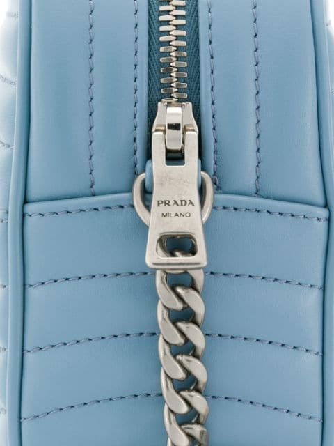 PRADA DIAGRAMME CROSS-BODY BAG