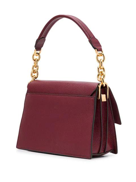 58c05df648da9 Furla Small Diva Shoulder Bag - Red   ModeSens