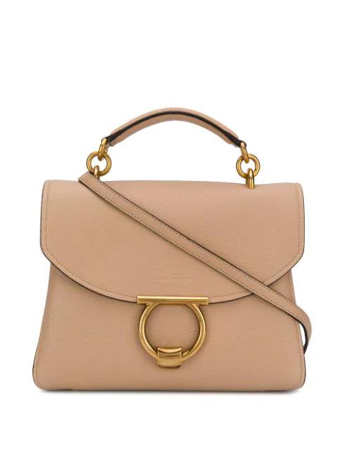 Klassische Handtasche In Neutrals