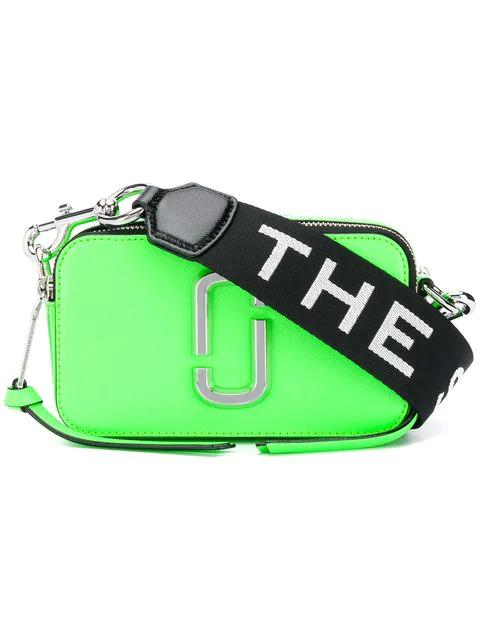e1907fe06 Marc Jacobs Snapshot Camera Bag - Green In 350 Bright Green | ModeSens