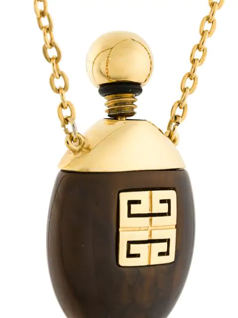 GIVENCHY 1980'S PENDANT NECKLACE