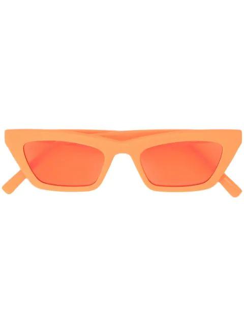 dfa82da1cfbd4 Gentle Monster Chap Sunglasses - Orange | ModeSens
