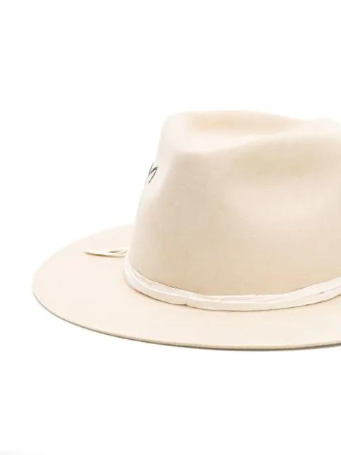 Nick Fouquet Cohiba Hat - Neutrals In Bone
