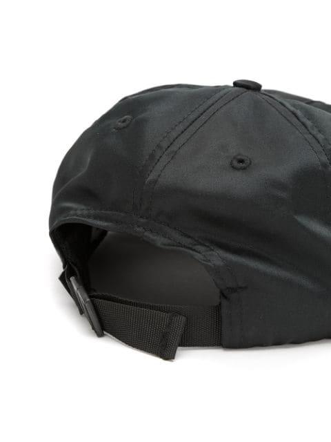 ÀLg Logo Patch Baseball Cap - Black