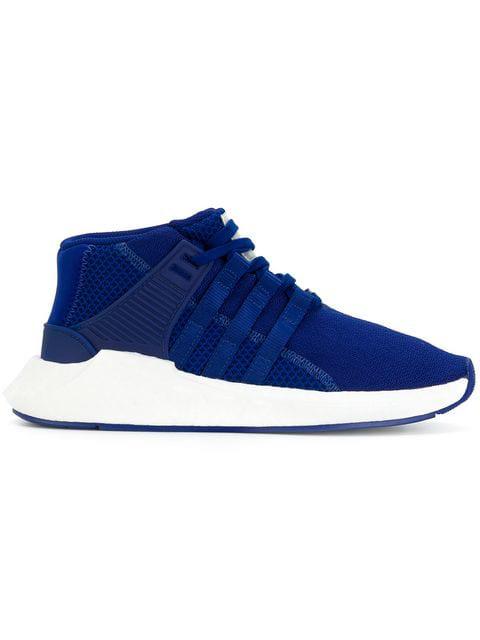 colorante Transformador filosofía  Adidas Originals 'eqt Support' Sneakers In Blue | ModeSens