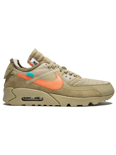 The 10: Off White x Nike Air Max 90 sneakers