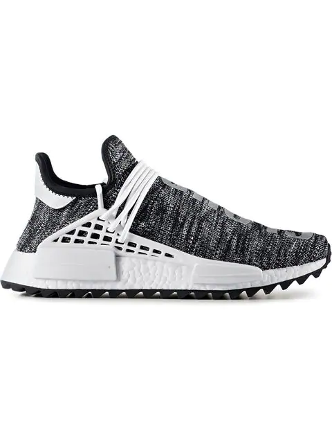newest collection bd8d8 6be06 Adidas X Pharrell Williams Human Race Nmd Cloud Mood Sneakers in Black