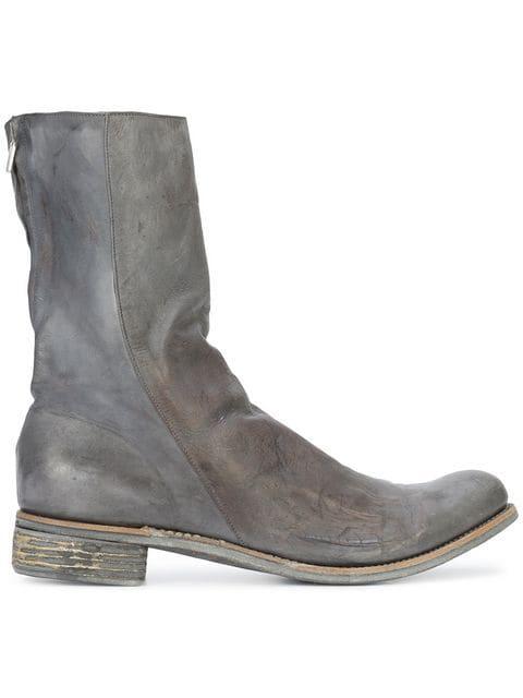 online retailer cf6fb 28d6e A Diciannoveventitre 'Kangaroo' Stiefel - Grau in Grey