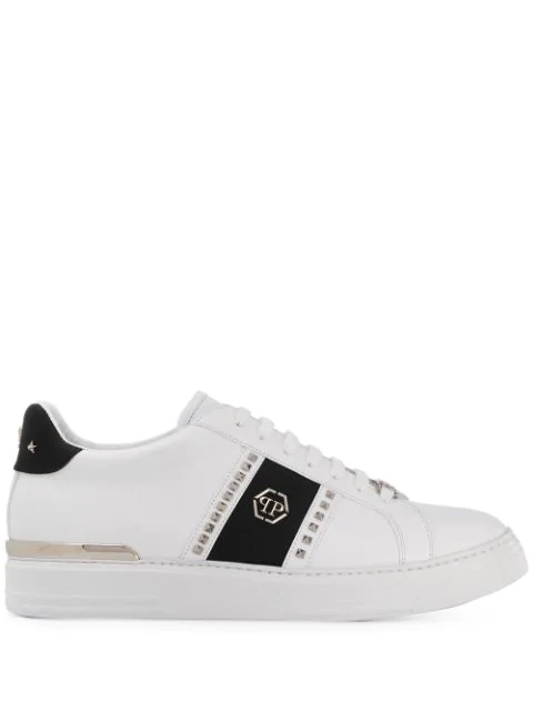 Sneakers Philipp White Statement Plein dxCshtQr