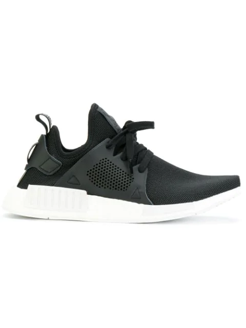 finest selection 5b875 83934 Adidas Men's Nmd Xr1 Casual Sneakers From Finish Line in Black