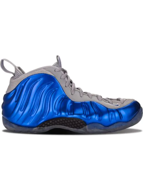 pretty nice 0db00 e6b23 Air Foamposite One Sneakers in Blue