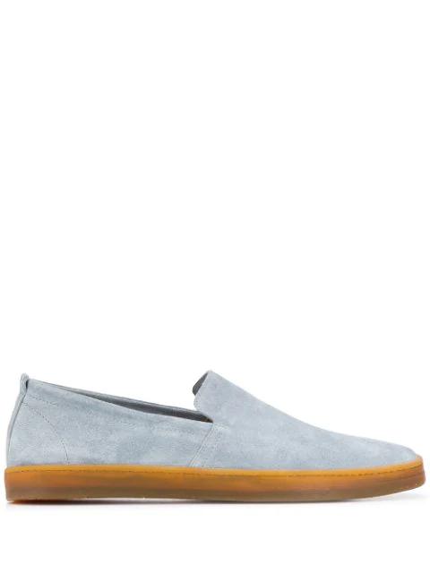 nuovo prodotto 66ae5 f0743 Leto Slip-On Shoes in Blue