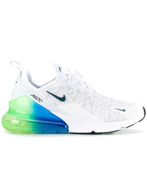 quality design 034ee dc2f2 Men's Air Max 270 Se Casual Shoes, White - Size 10.5