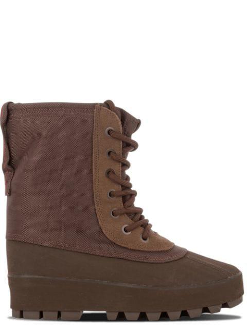 huge discount f9eca 9895f 'Yeezy 950 M' High-Top-Sneakers in Brown