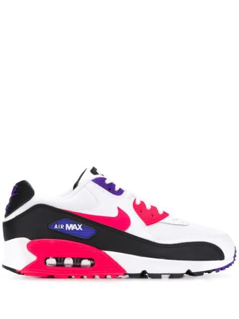 bas prix f5cb3 187fa Air Max 90 Classic Sneakers in White