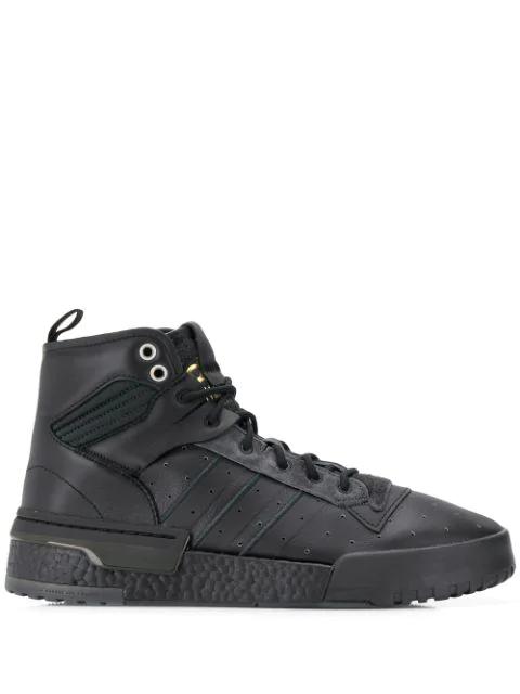 Black Sneaker Rivalry
