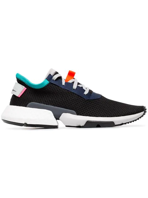 new lower prices good out x half off Adidas Originals Adidas Pod-S3.1 Low-Top Sneakers - Black | ModeSens