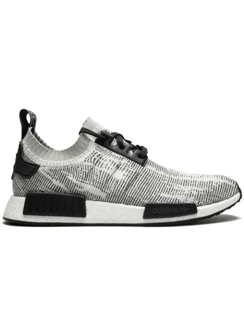 huge discount 39f3d 61ce2 Nmd R1 Primeknit Sneakers in Grey
