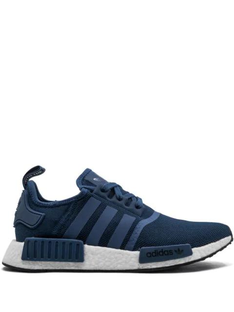 pretty nice 501eb 10e6d Nmd R1 Primeknit Sneakers in Blue