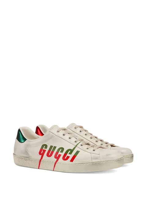GUCCI Ace sneaker with Gucci Blade