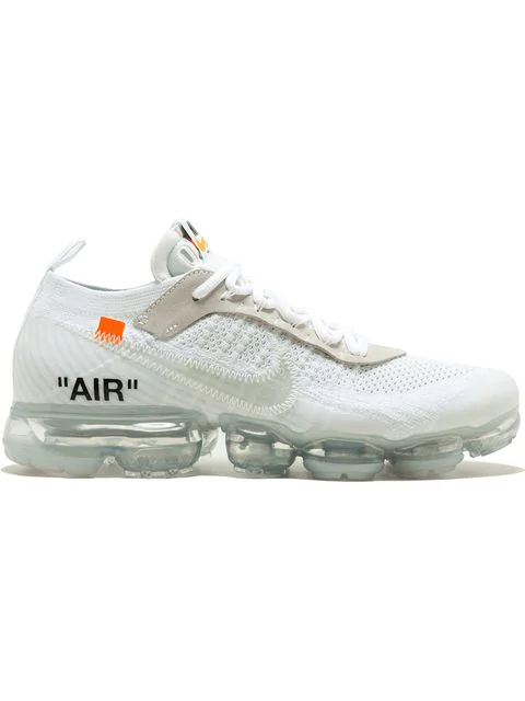 watch dd71f c9c73 X Off-White The 10 : Air Vapormax Flyknit Sneakers