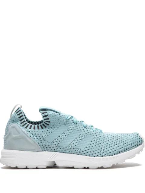 Zx Flux Pk Sneakers In Blue