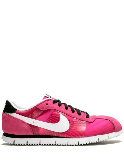 the latest 4fb48 5bbf4 Cortez Fly Motion Sneaker in Pink