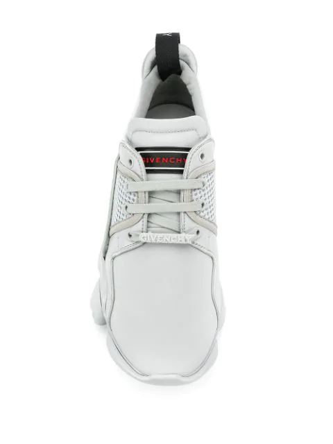 Givenchy Jaw Low Sneakers - Grey