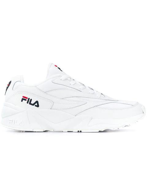 Sneakers Ray Fila Low Sneakers White Fila Low Fila White Ray 6ybfg7Y