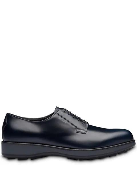 more photos 1f8bf 45edf Derby-Schuhe in Blue