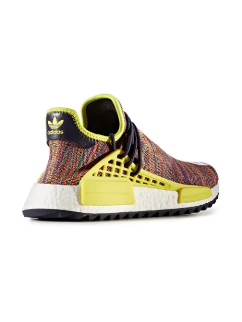 Adidas Adidas X Pharrell Williams Human Race Body And Earth Nmd Sneakers Farfetch in Multicoloured