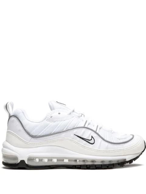 san francisco 52eec 02414 Air Max 98 Sneakers in White