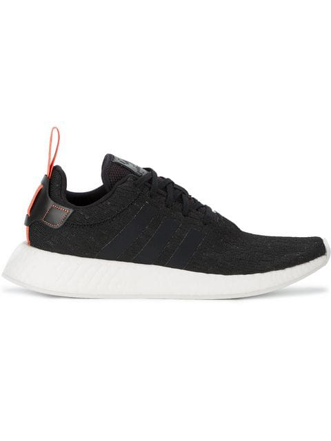 competitive price 597b6 380d1 Adidas Men's Nmd R2 Casual Sneakers From Finish Line in Black