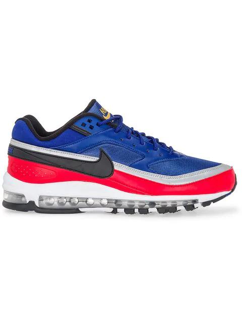 Nike Air Max Sneakers In Blue