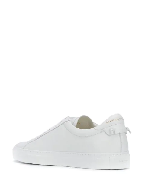 GIVENCHY LOGO COUNTER SNEAKERS