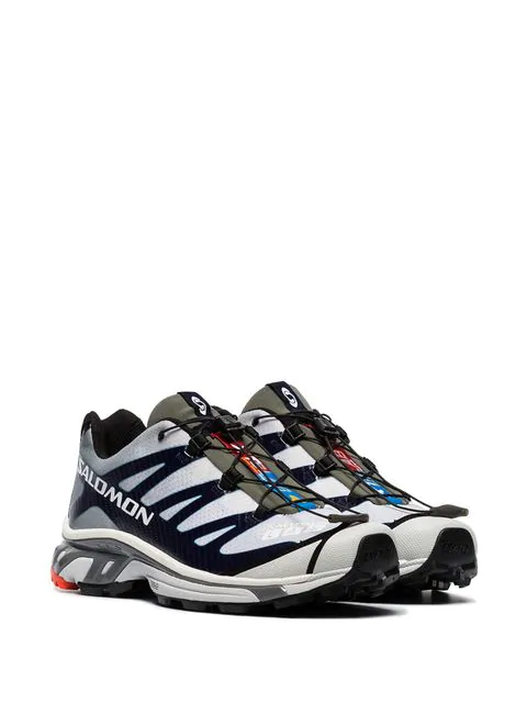 Farfetch Salomon Xt Top 4 Blue Slab Low In Sneakers Advanced Grey Pk8NnOw0X