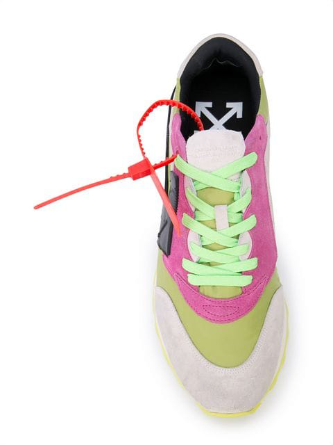 OFF-WHITE VINTAGE ARROW SNEAKERS