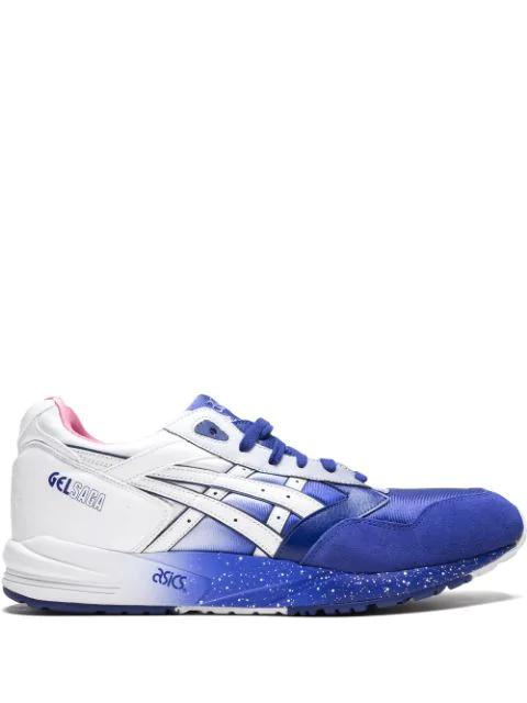 pretty nice 87fea 4581e Gel Saga Low Top Sneakers in Blue