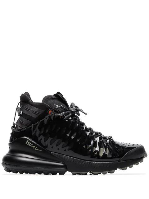 b70b8ff0d4a Nike Ispa Air Max 270 Sp Soe Sneakers In Black | ModeSens