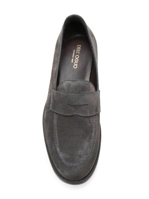 Loafers Dell'oglio Grey On Slip UpVSzqMG