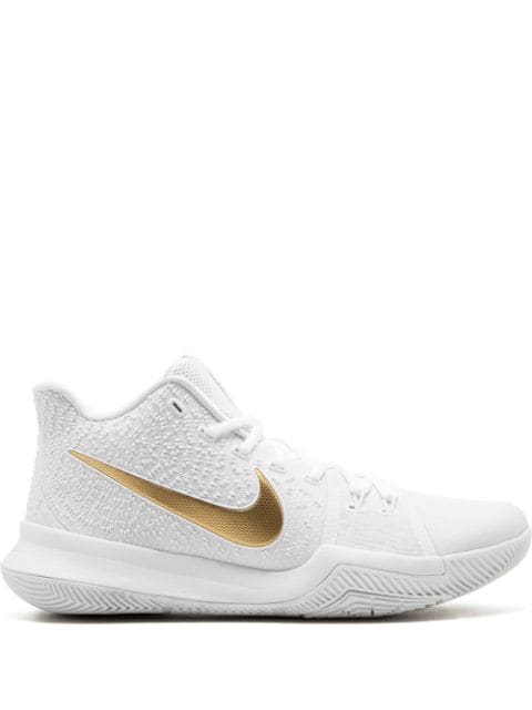 the latest b8ca7 3a74c Kyrie 3 Sneakers in White