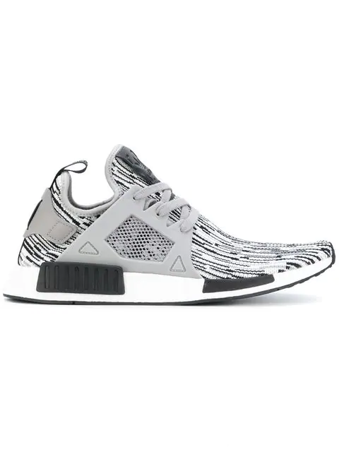 newest collection 53dd4 42e1e Men's Nmd Runner Xr1 Casual Shoes, Black in White