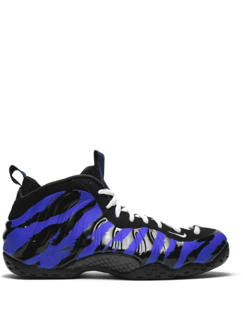 the best attitude c097f def73 Air Foamposite One Mt Sneakers in Blue