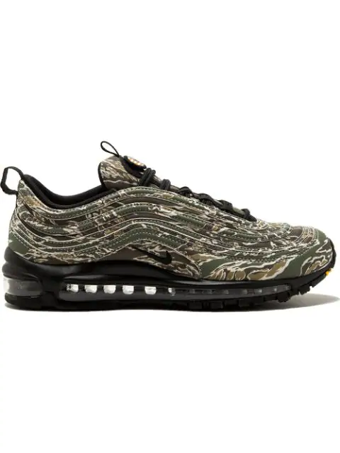 newest 97fc8 5a8f0 Air Max 97 Premium Qs Sneakers in Green