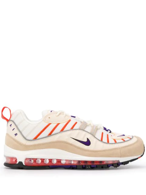 save off 88eda 43803 Air Max 98 Sneakers In Beige in Neutrals