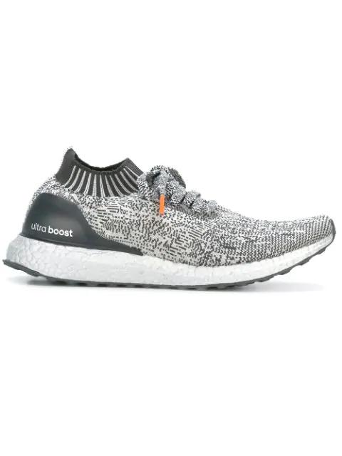 brand new 8f506 572aa Ultraboost Uncaged Sneakers in Grey